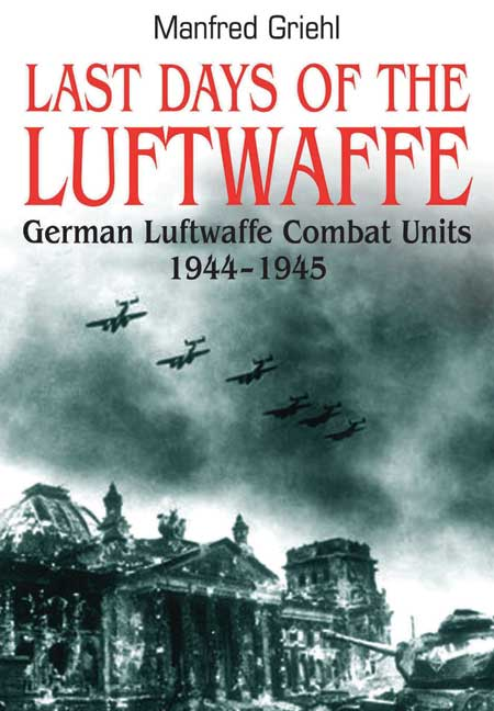 Last Days of the Luftwaffe