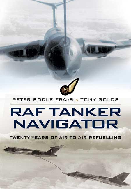 RAF Tanker Navigator