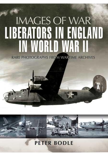 Liberators in England in World War II