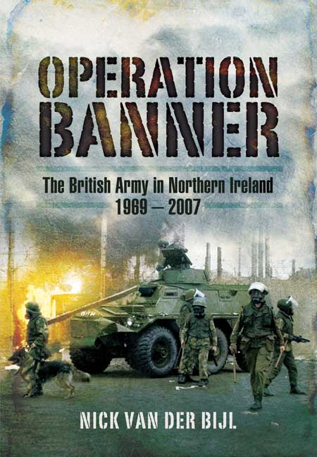 Pen and Sword Books: Operation BANNER - Kindle
