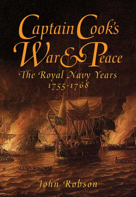 Captain Cook's War & Peace