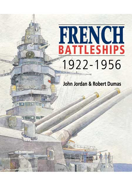 French Battleships 1922-1956
