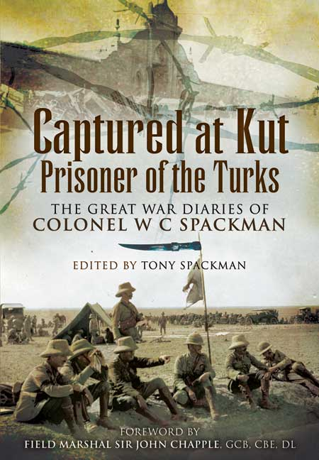 Captured at Kut, Prisoner of the Turks