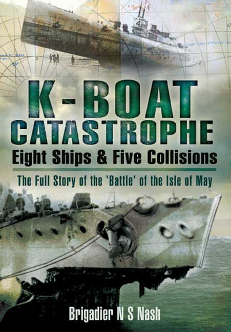 K Boat Catastrophe: Eight Ships & Five Collisions