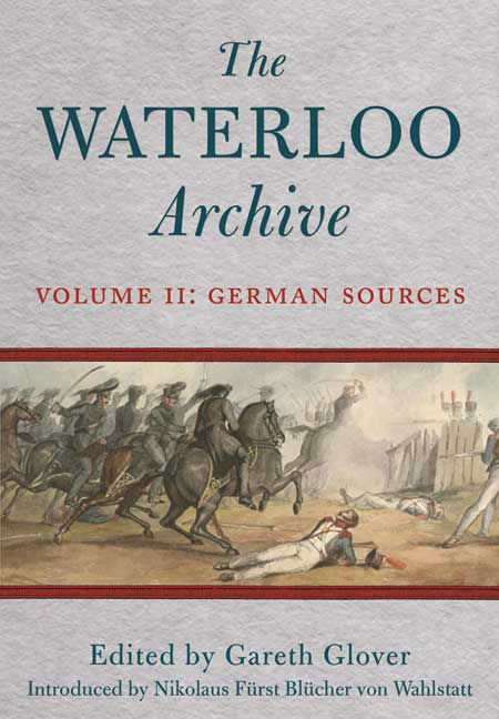 The Waterloo Archive: Volume II