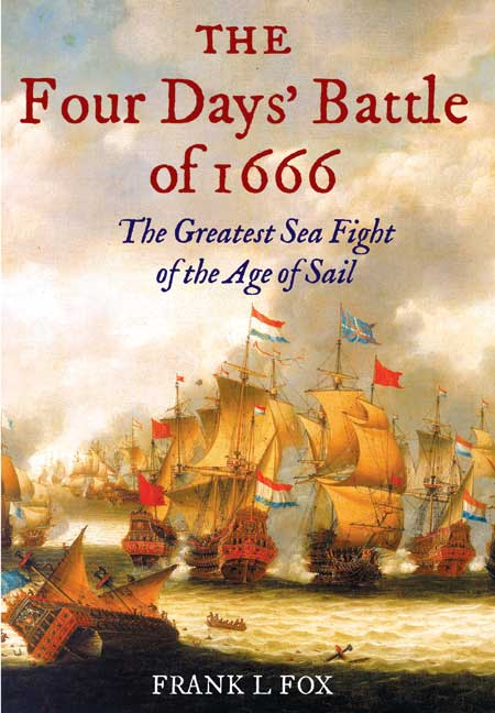 The Four Days' Battle of 1666