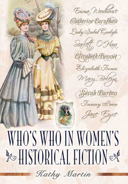 Who's Who in Women's Historical Fiction