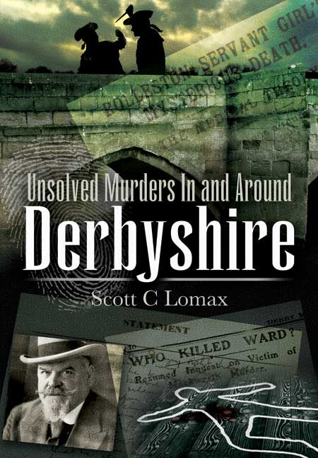 Unsolved Murders In & Around Derbyshire