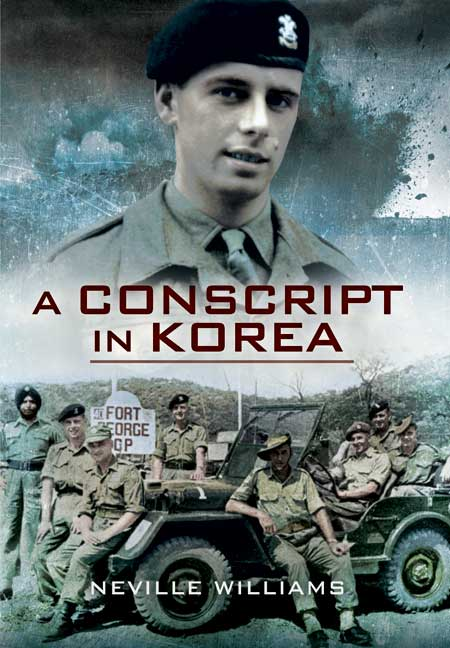 A Conscript In Korea