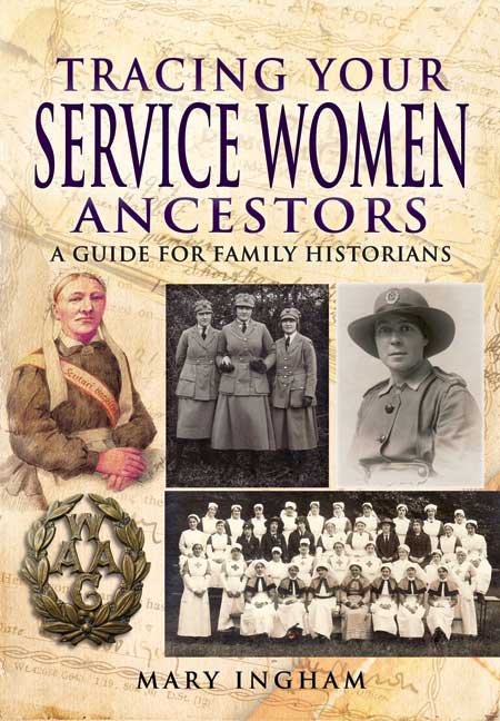 Tracing Your Service Women Ancestors