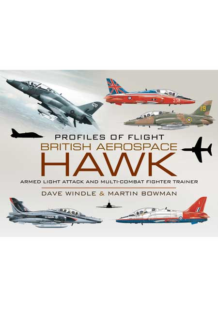 Profiles of Flight: British Aerospace Hawk