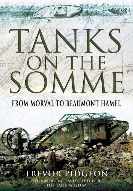 Tanks on the Somme