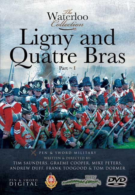 Ligny and Quatre Bras DVD