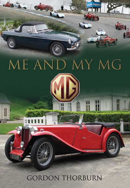 Me and My MG