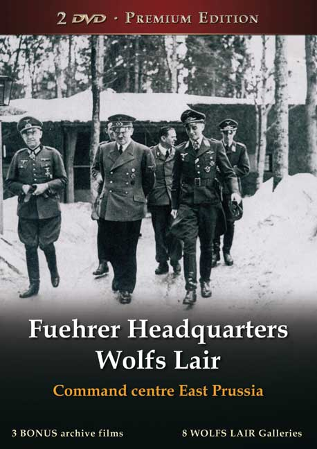 Fuehrer Headquarters Wolf's Lair DVD