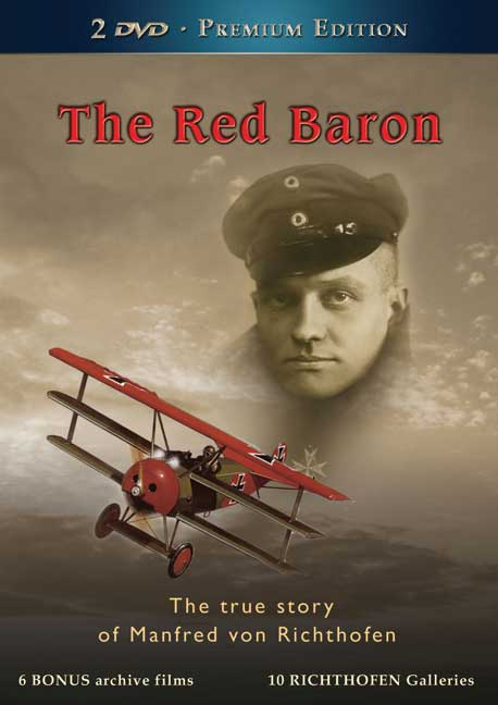 The Red Baron DVD