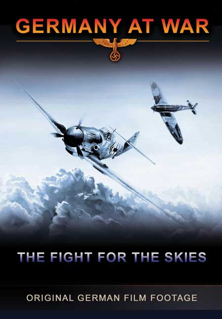 Germany At War - The Fight for the Skies DVD