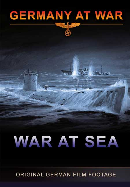 Germany At War - War at Sea DVD