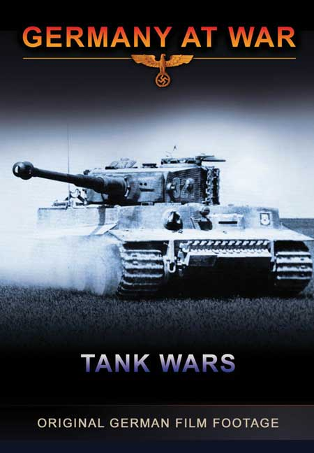 Germany At War - Tank Wars DVD