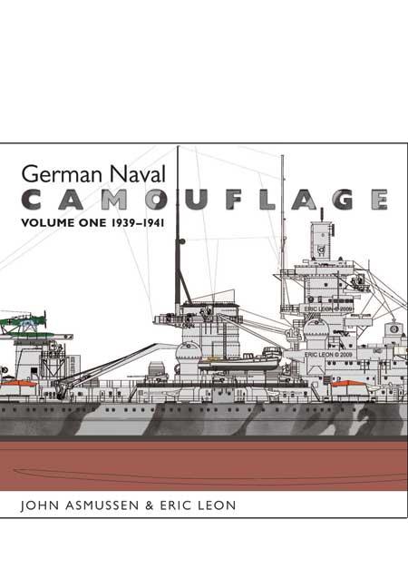 German Naval Camouflage Vol I: 1939-41