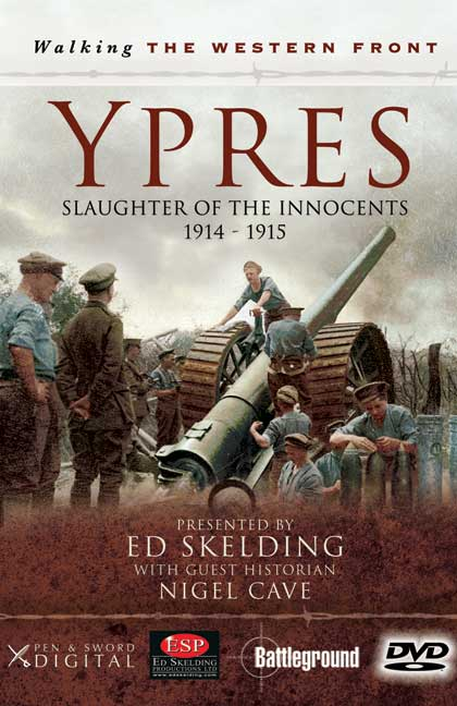 Walking the Western Front: Ypres, Part one