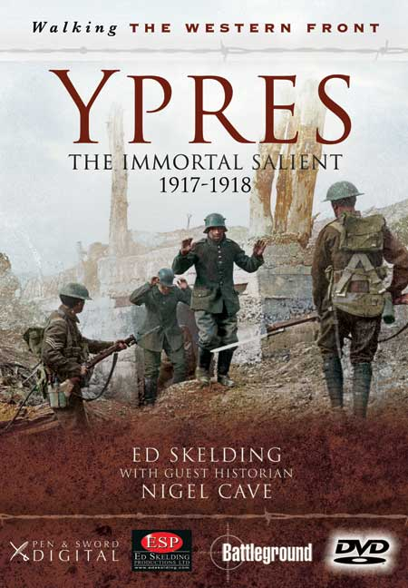 Walking the Western Front: Ypres, Part Two