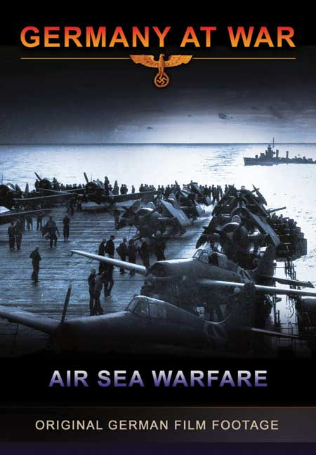 Germany At War - Air Sea Warfare DVD