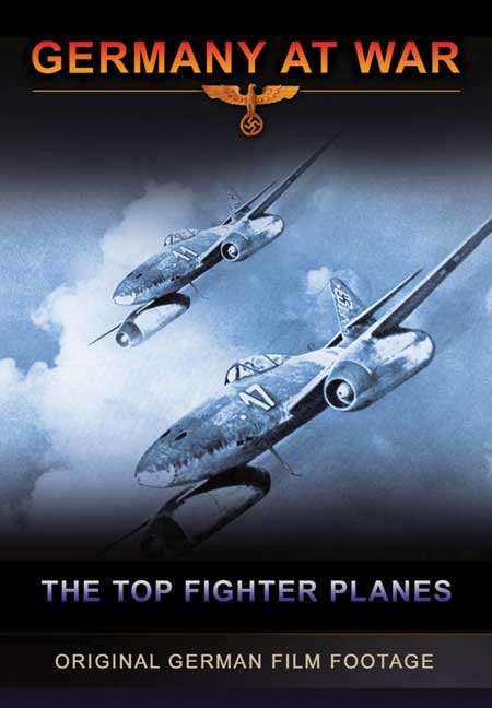 Germany At War - The Top Fighter Planes DVD