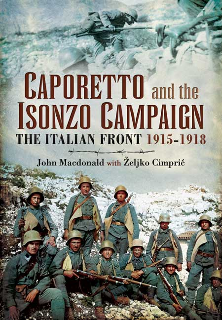 Caporetto and the Isonzo Campaign