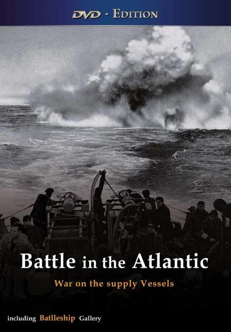 Battle in the Atlantic DVD