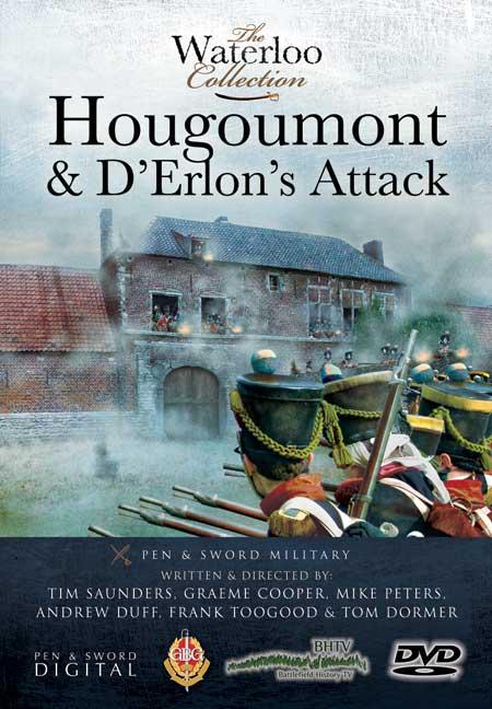 Hougoumont and D'Erlon's Attack