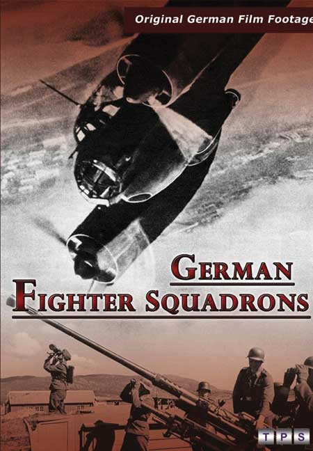 German Fighter Squadrons DVD