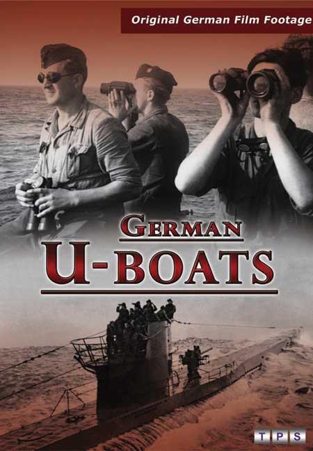 German U-Boats DVD