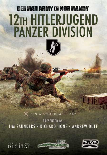 12th Hitlerjugend Panzer Division: German Army in Normandy
