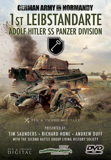 1st Leibstandarte - Adolf Hitler SS Panzer Division