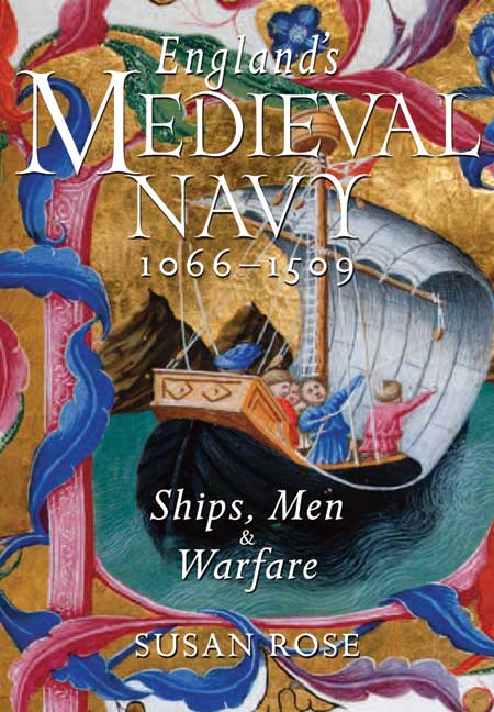 England's Medieval Navy 1066-1509