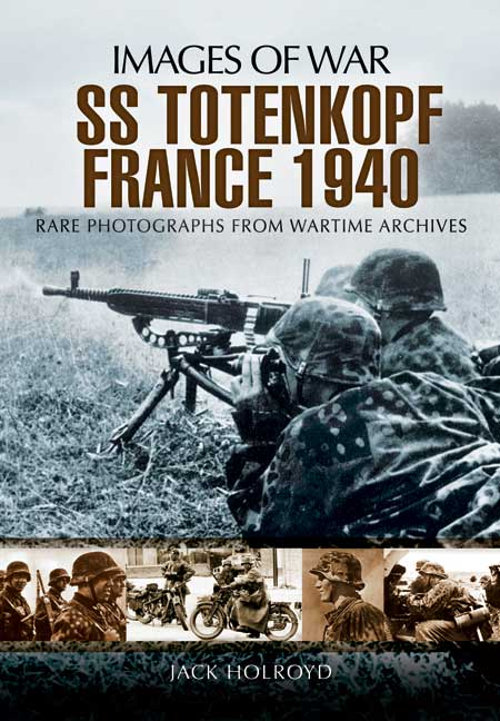 SS-Totenkopf France 1940