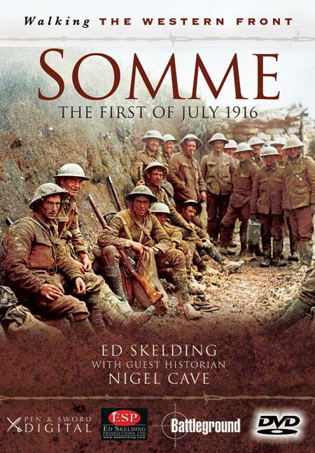 Walking the Western Front - Somme, Part 1