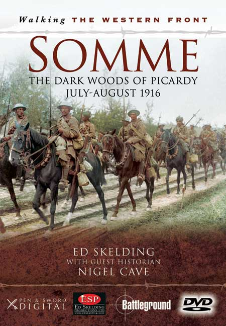 Walking the Western Front - Somme, Part 2