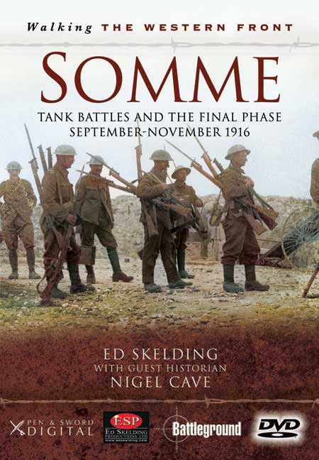 Walking the Western Front - Somme, Part 3