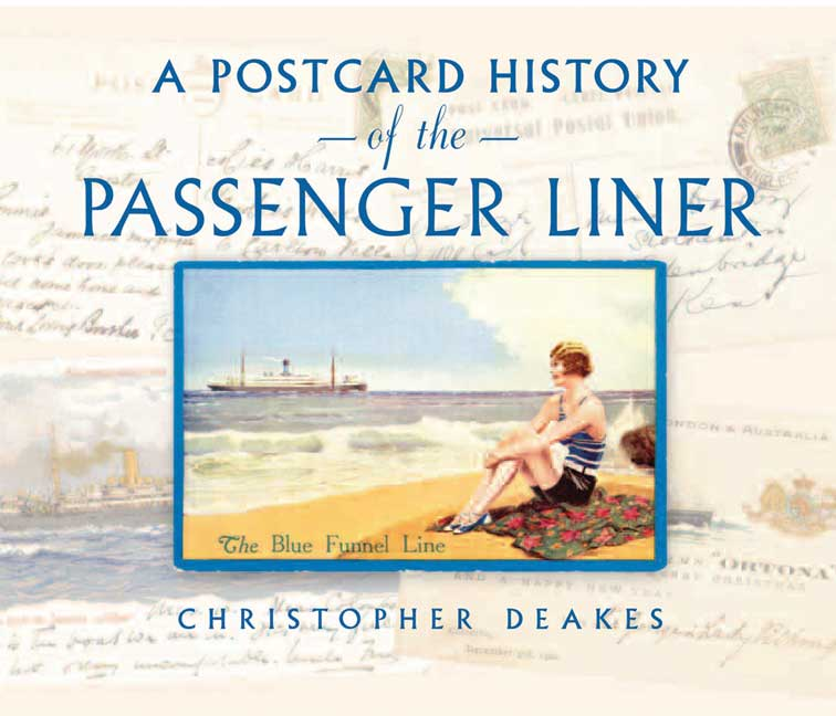 A Postcard History of the Passenger Liner