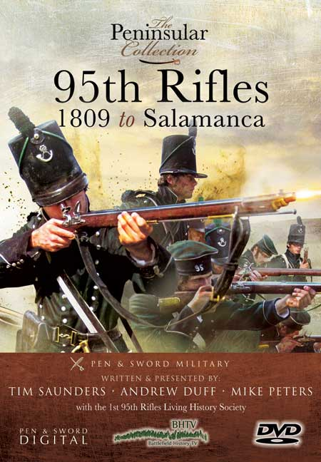 The Peninsular Collection: 95th Rifles - 1809 to Salamanca