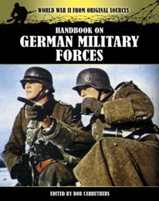Handbook on German Military Forces