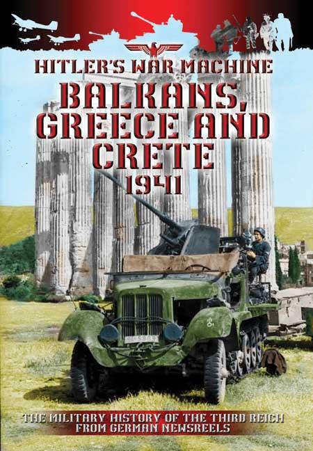 Balkans, Greece and Crete 1941