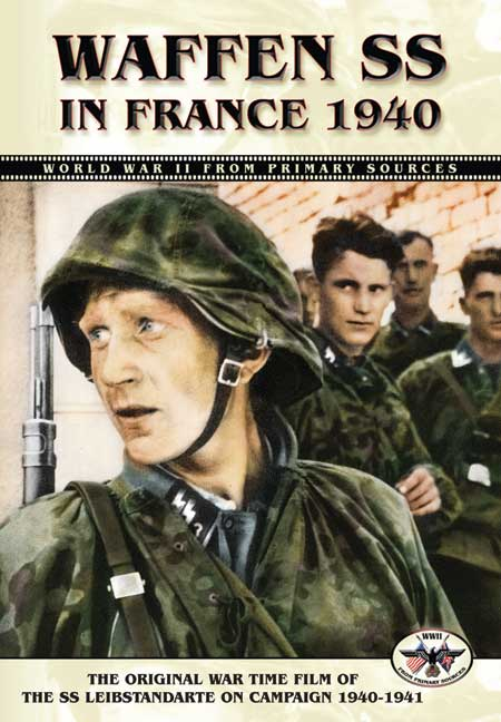 Waffen SS In France 1940