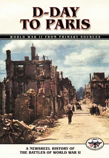 D-Day to Paris