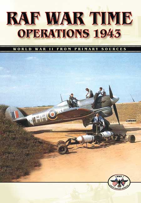 RAF War Time Operations 1943