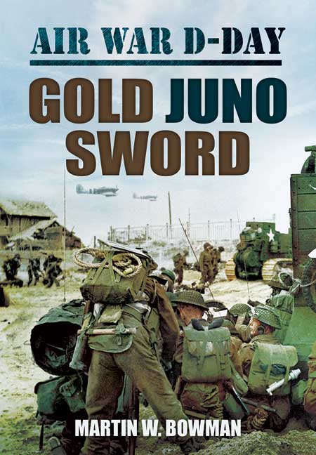 Air War D-Day: Gold Juno Sword