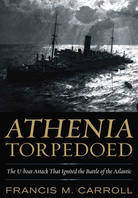 Athenia Torpedoed
