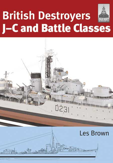 ShipCraft 21: British Destroyers